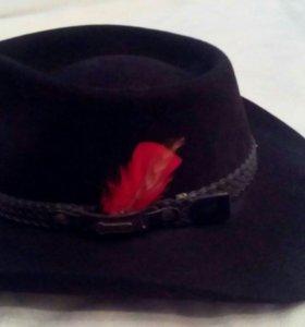 Шляпа Akubra