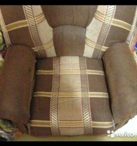 Кресло с отсеком