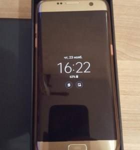 Samsung galaxy S7 edge dous