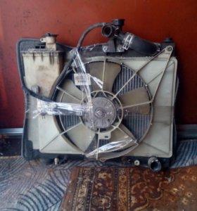 Радиатор основной TOYOTA PROBOKS