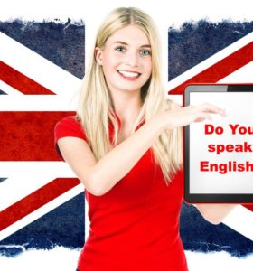 Репетитор по английскому языку из Англии