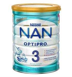 Смесь NAN 3 Optipro