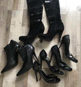 Обувь все по 300( 37 размер)