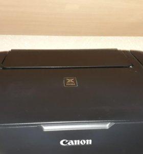Принтер Canon 3 в 1.