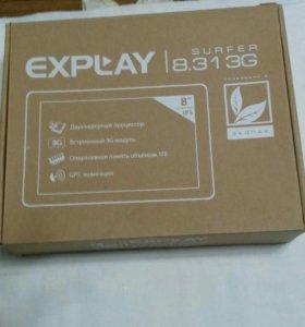 планшет Explay
