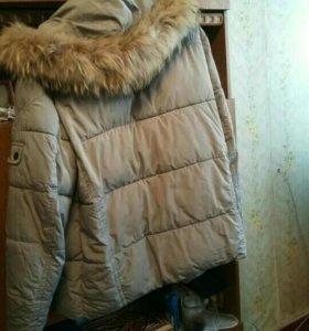 Куртка зима 52-54