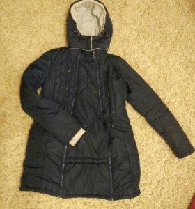 Куртка для беременных зимняя 3в1 yammy mammy
