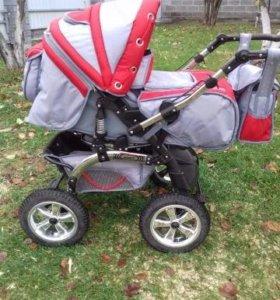 Продам детскую коляску Adamex Avalon