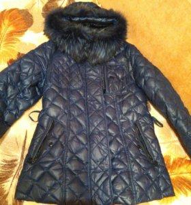 Теплая куртка 42-44