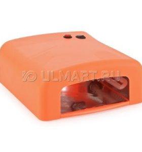 Лампа UV для гелевого маникюра Jiadi, 36 Вт