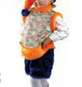 Новогодний костюм Зайца и Гнома.