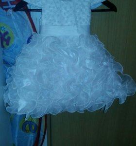 Платье для вашей маленькой принцессы