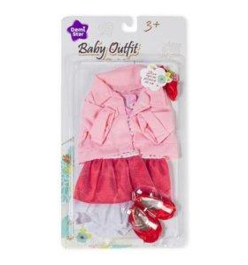 Новая одежда для куклы 36 см