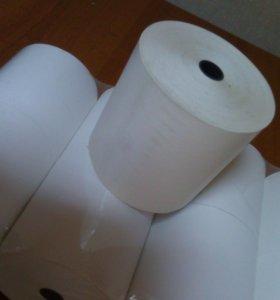Лента бумажная 78 мм 32 шт цена за все