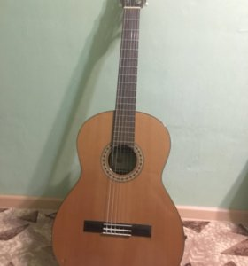 Акустическая гитара (испанская)
