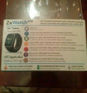 Умные часы ZeWatch hr4