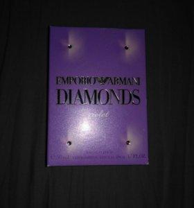 Духи Emporio armani diamonds violet