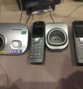 Радиотелефон kx-tg8011ru