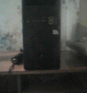 Пк (2GB Видеокарта) + внешняя звуковая карта