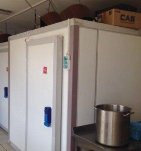 Холодильная камера для икры