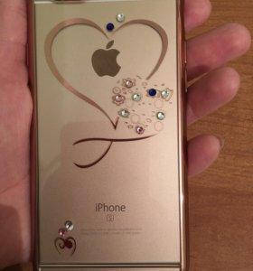 Чехлы на iPhone 6, 6 S, 5, 5S, 7+