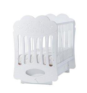 Детская кроватка Baby Sleep (Лель)