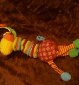 Игрушка жирафик