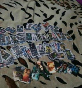 Карточки Draxsus