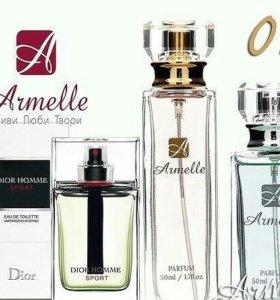 Французские духи Армель#014 Dior Homme Sport 50 мл