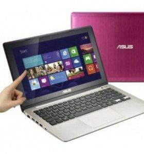 Сенсорный ноутбук Asus.Возможен обмен.