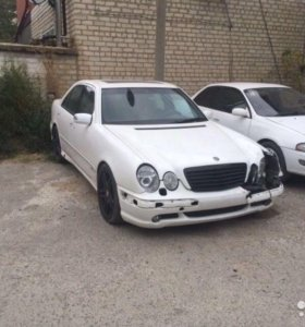Mercedes-Benz w210 AMG 5.5