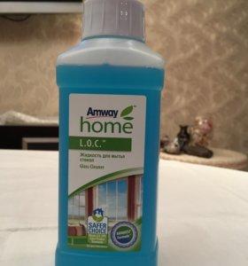 Жидкость для мытья стёкол Amway 500 мл