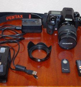 PENTAX K 7 в комплекте