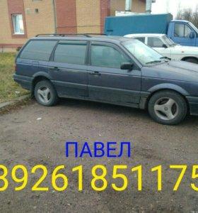 Volkswagen Passat 1988 универсал
