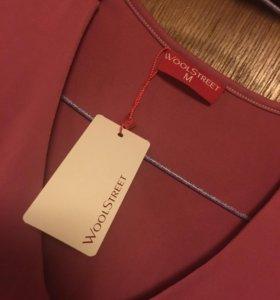 Новые женские блузки 48-52 разные модели