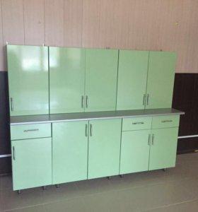 Кухня МДФ глянец (2метра)
