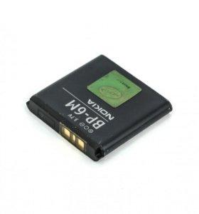 Аккумулятор Nokia BP-6M 950 mAh