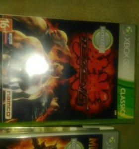 Игры лицензионные Xbox 360