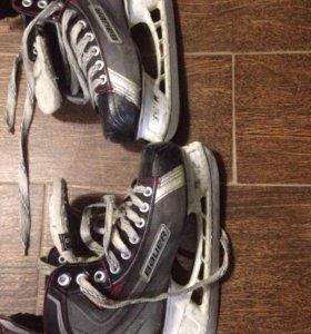 Хоккейная форма р 40-42 ребёнок 10-12 лет.