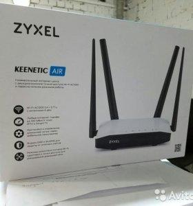 Двухдиапазонный WiFi Роутер Zyxel Keenetic Air