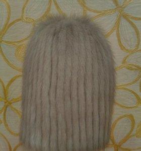 Зимняя шапка. Норка