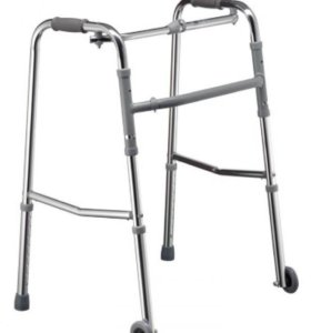 Опоры-ходунки с колесиками