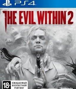 "Продам игру на PS-4 ""The Evil Within 2."""
