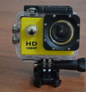 Зимняя экшн-камера Sports HD (SJ4000) + комплект c