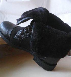 Ботинки для настоящих модниц! Размер 38