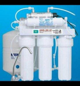 Фильтр для воды AQUEL 200