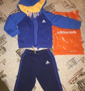 Костюм утеплённый Детский оригинал adidas kids