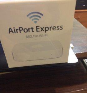 Точка доступа Apple airport Express