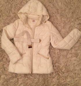 совершенно новая куртка zolla