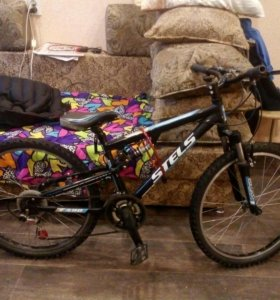 Велосипед многоскоростной